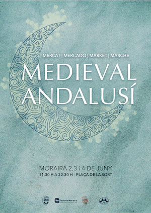 Medieval Market in Moraira 2nd - 4th June 2017
