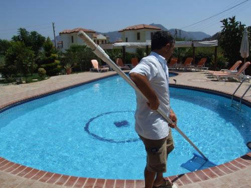 how to do effective pool maintenance apollo pools
